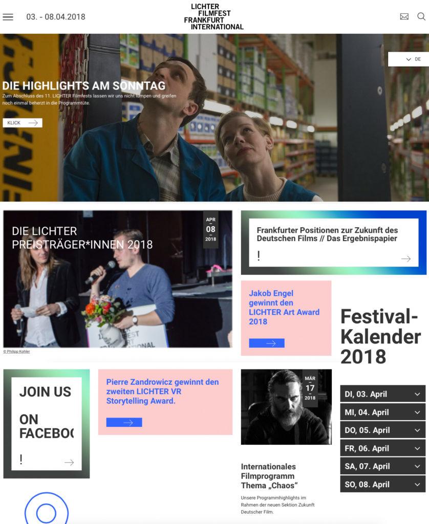 LICHTER Filmfest